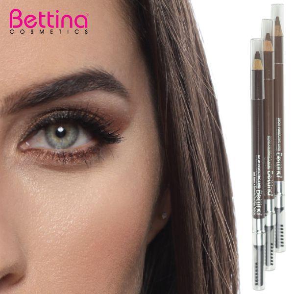 """Al maquillar tus ojos, no olvides rellenar tus cejas con el """"# Brow Perfecting Liner"""" de #BettinaCosmetics.#makeup"""
