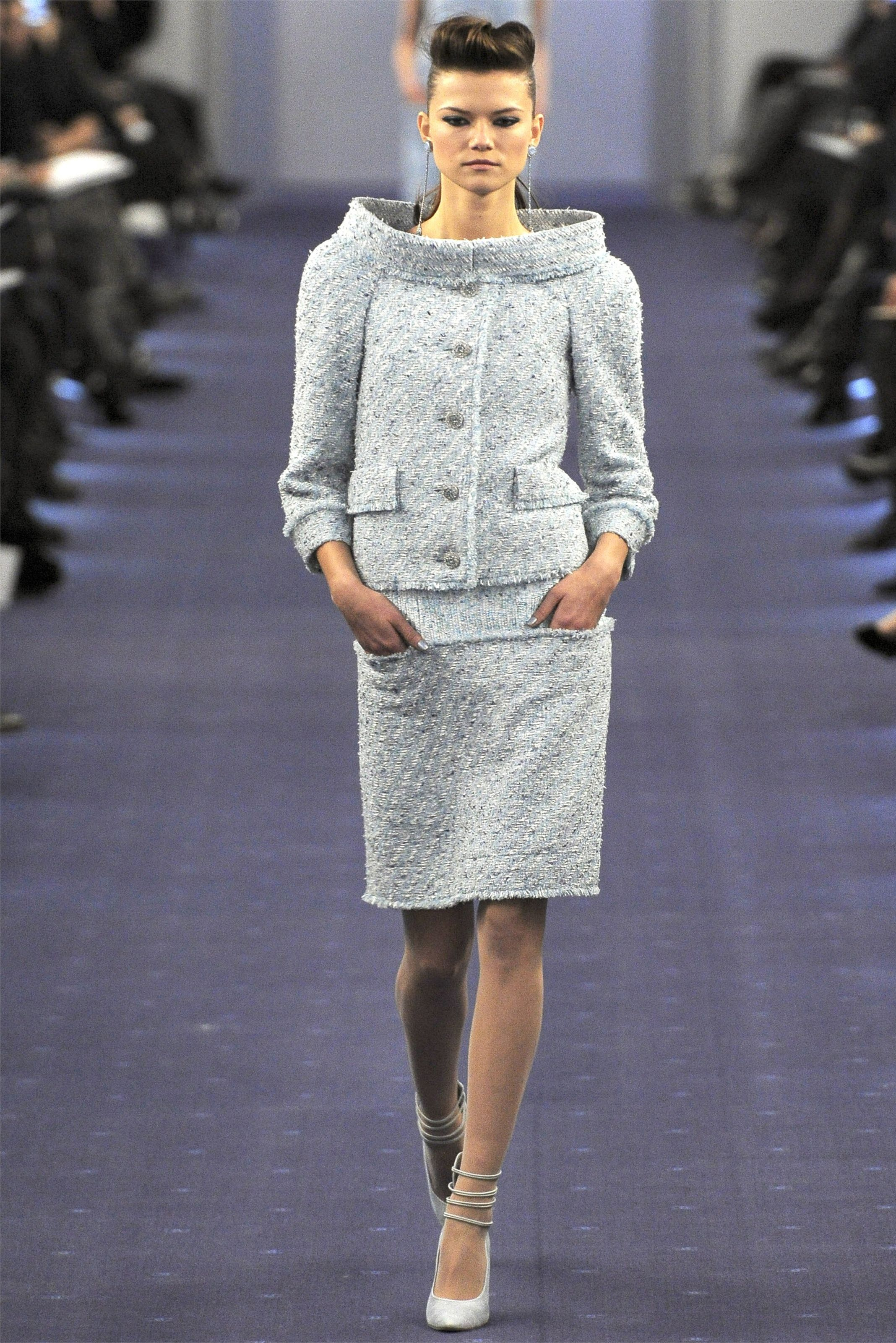 Chanel Haute Couture Spring Summer 2012