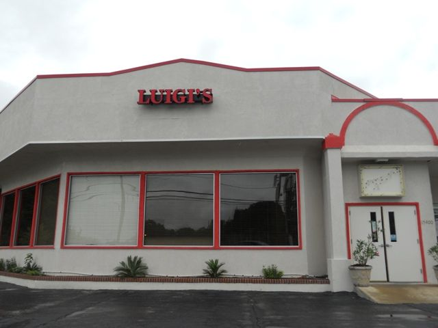 Luigi S Italian Restaurant Newport News Va