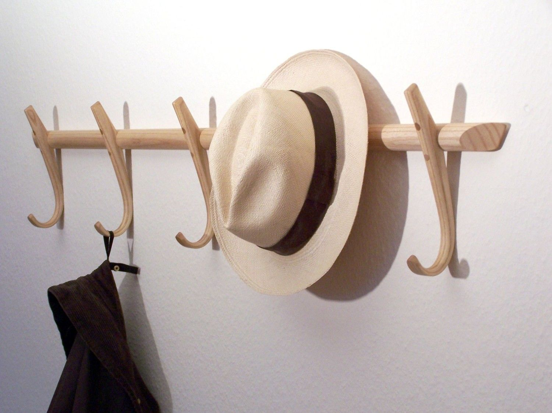 Ash Coat Hooks