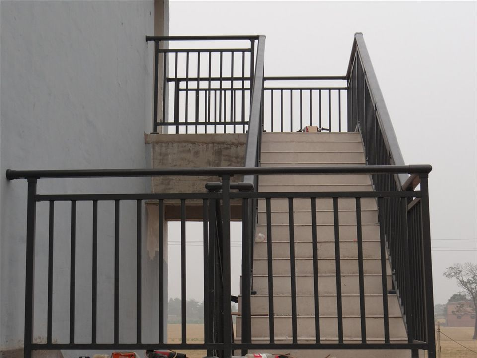 New Steel Balcony Railings