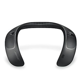 Bose Soundwear Companion Speaker With Cover Qvc Com 2020 ヘッドホン スピーカー