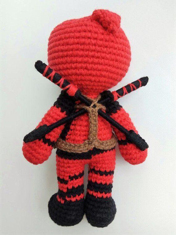 Superhero Amigurumi Ideas | Amigurumi free, Crochet patterns ... | 761x570