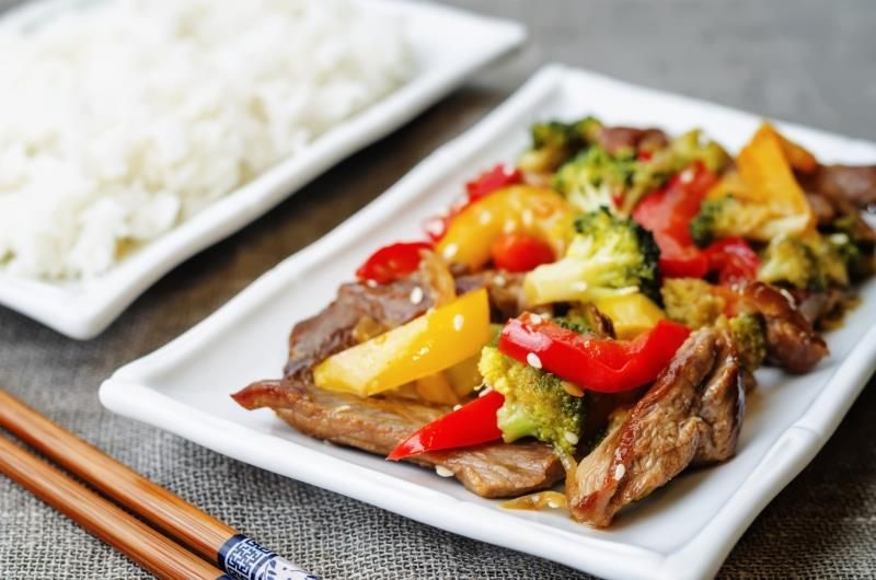 A Marinade for Beef Stir Fry #marinadeforbeef