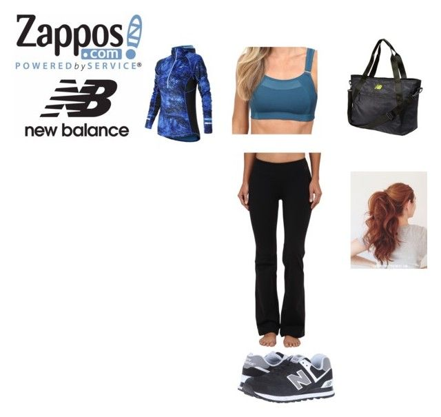 """""""Run the World in New Balance"""" by averyhaven on Polyvore featuring New Balance, New Balance Classics and NewBalance"""