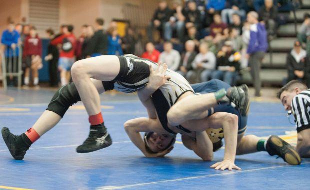 Local Wrestlers Fall In Powerade Semifinals Wrestler Powerade Wrestling