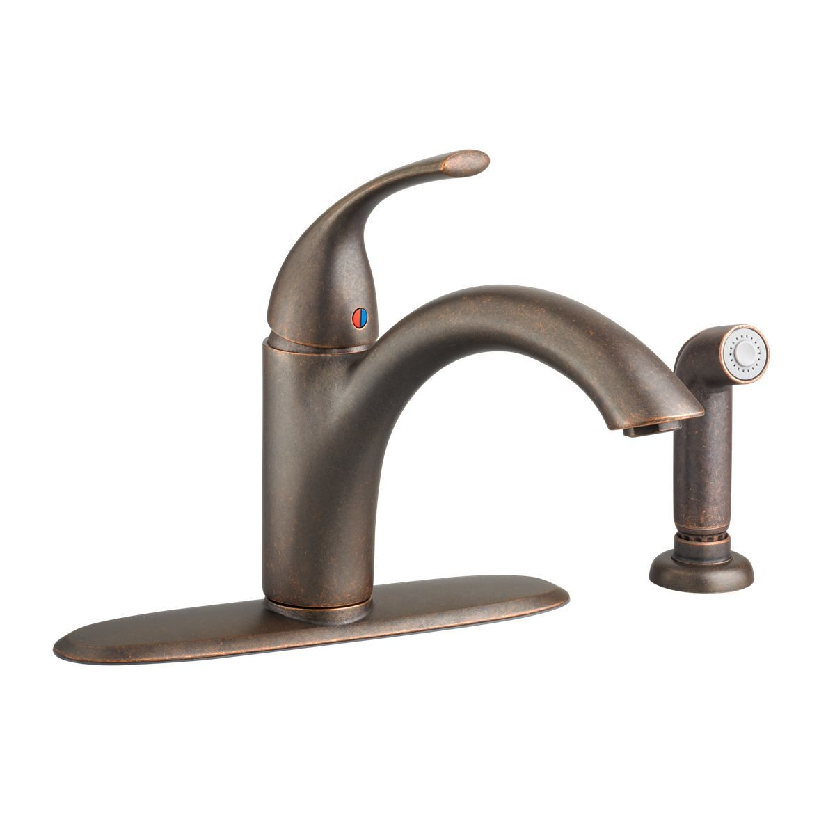 American Standard Quince Single Handle Kitchen Faucet 4433.001 ...