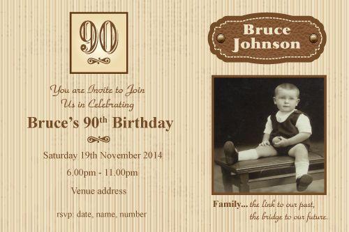 80th birthday invitations lifes memories pinterest 80th 50th birthday invitation templates 50th birthday invitations 50th birthday invitations for him 60th filmwisefo