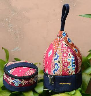 Lotus Bag - our unique essential oil bags by Dolf Bags! Please go to http://www.dolfcheng.com/dolf-bags.html