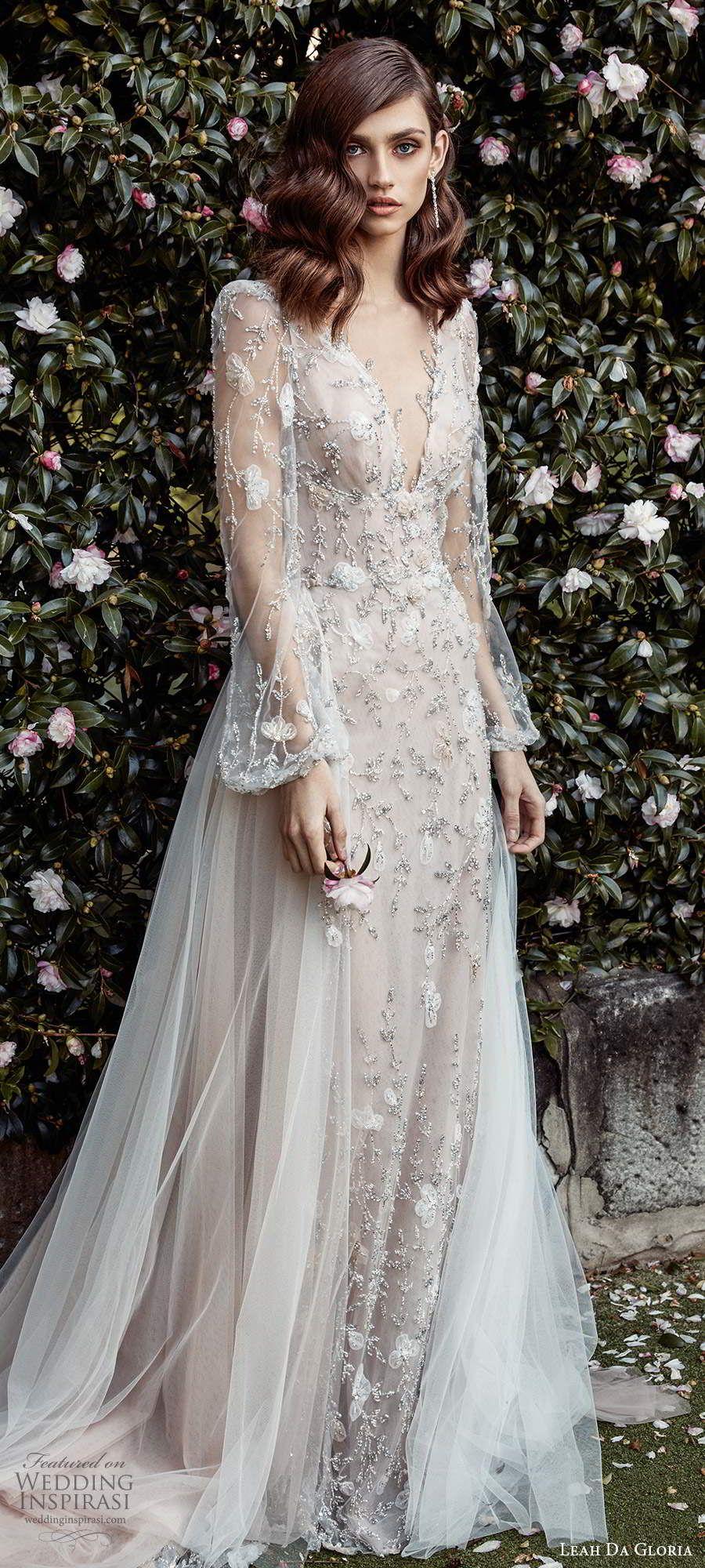 Photo of Leah Da Gloria 2020 Couture Wedding Dresses | Wedding Inspirasi