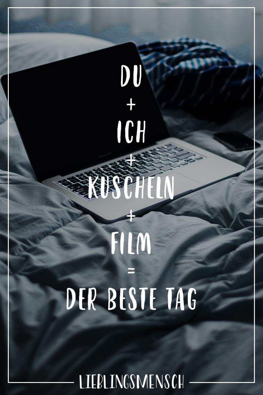 Du + Ich + Kuscheln + Film = Der beste Tag | Filmek, sorozatok