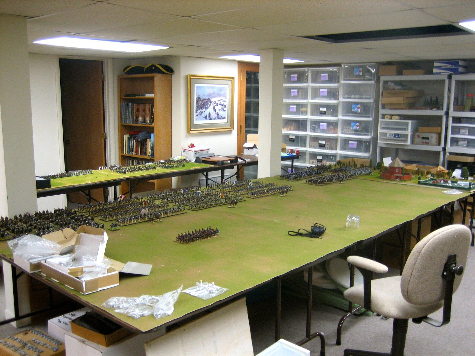 Hobby Room Design Ideas Part - 16: Wargames War Room - Google Search | Room Hobby | Pinterest | Room And Game  Rooms