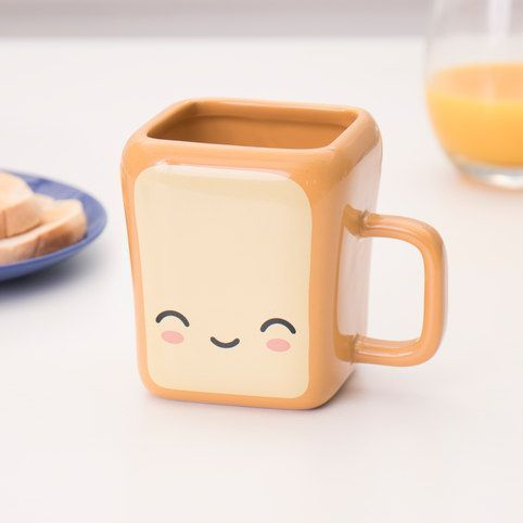 Butta Toast Mug | FIREBOX
