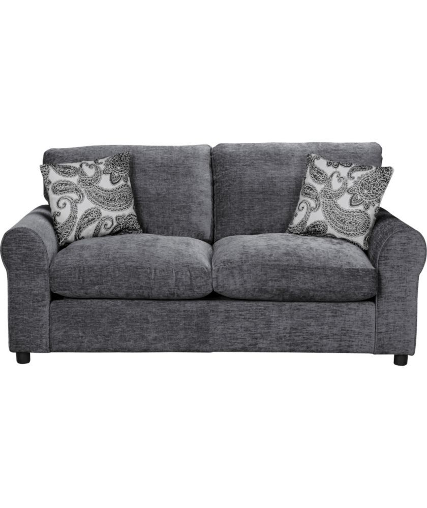 Tabitha Fabric Sofa Bed Charcoal At Argos Co Uk Your Online