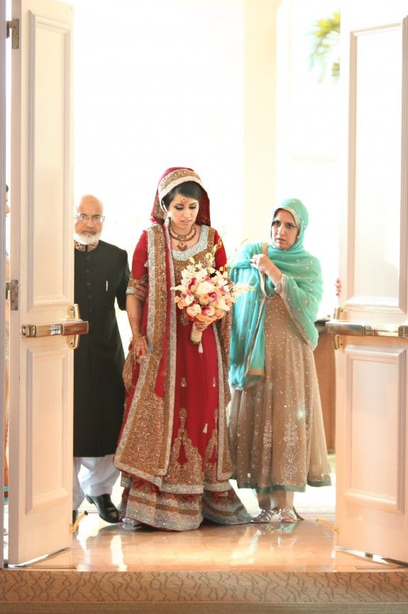 Gorgeous Muslim Wedding By Carrie Wildes 47