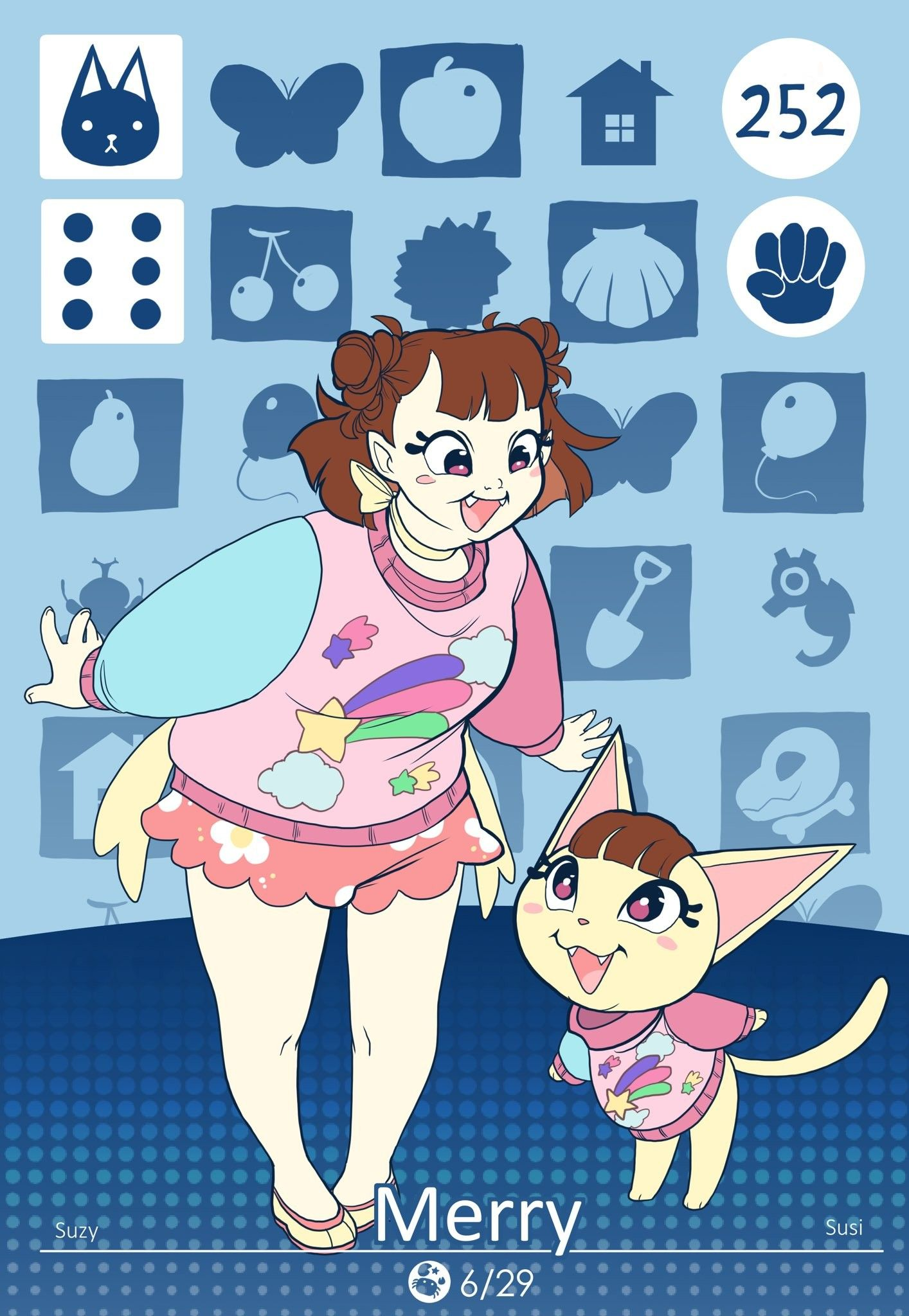Pin By S Holly On Ginganinjaowo In 2020 Character Design Character Design Inspiration Animal Crossing