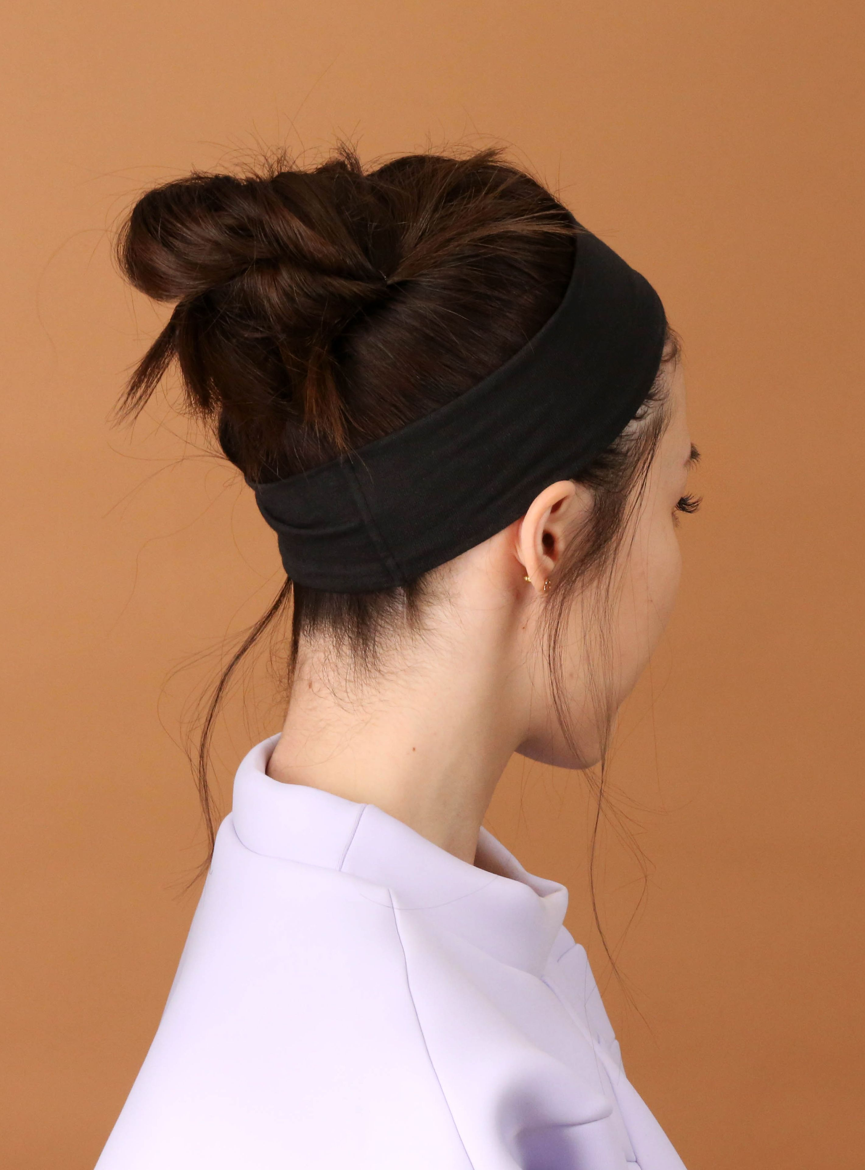 This Bun Is Made For Your Athleisure Outfits Fitness Gear