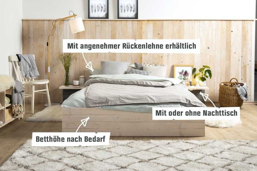 Bett Franz Selber Bauen Alle Möbel Bett