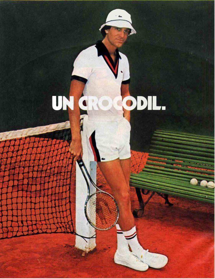 Vintage Lacoste Tennis Fashion Vintage Sportswear Tennis Fashion Editorial