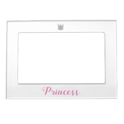 Princess Magnetic Photo Frame | Magnetic photo frames, Wedding and ...