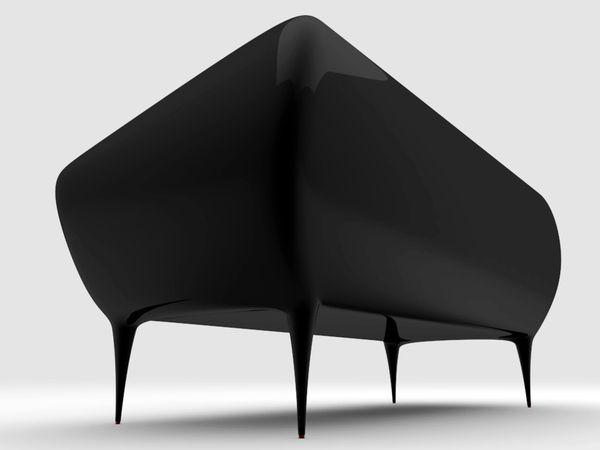 Superb Torus Couch Design By Camilo A. R.Marquez « Furniii
