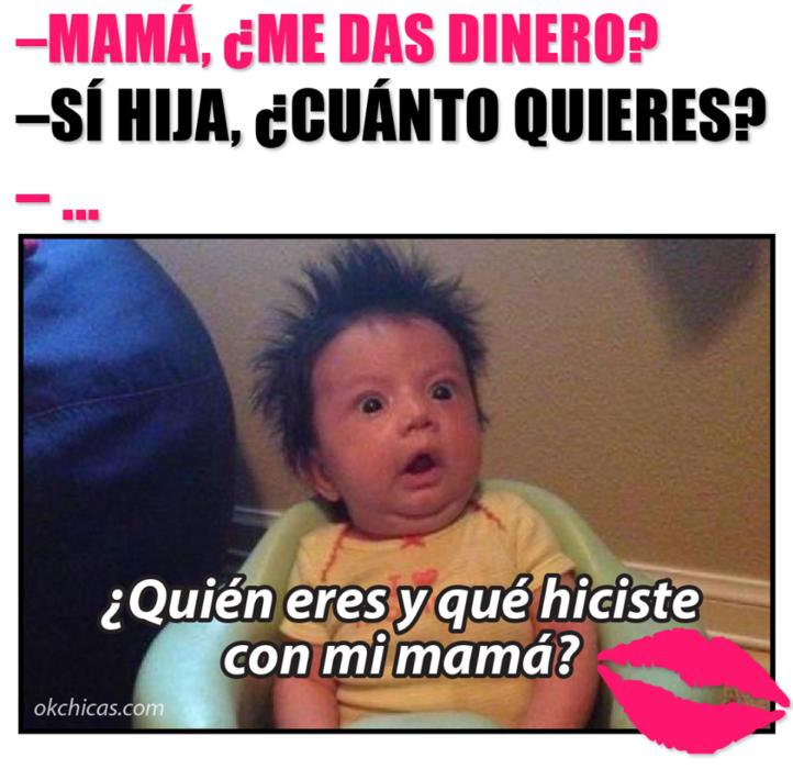 20 Momentos Que Seguramente Has Vivido Con Tu Mama Alguna Vez En Tu Vida Funny Spanish Memes Memes Funny Memes