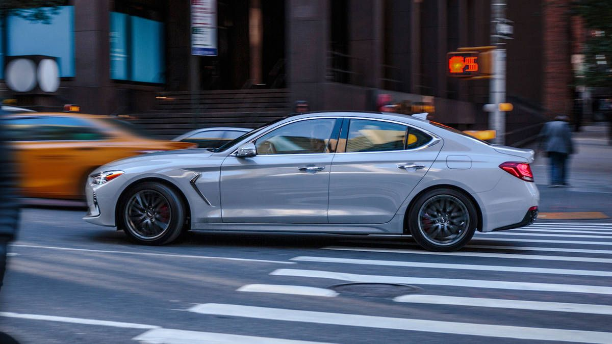 2019 Genesis G70 review Everything you need to know