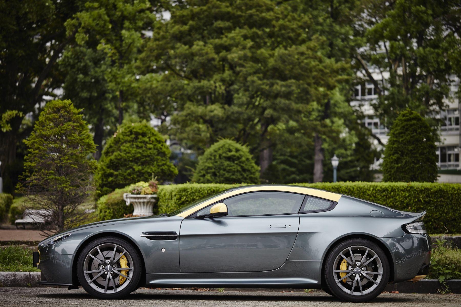2016 Aston Martin V8 Vantage N430 Classic Driver Market Aston Martin Aston Martin V8 Aston