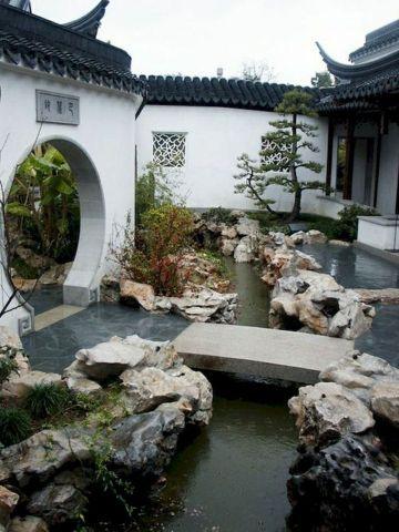 80 Wonderful Side Yard And Backyard Japanese Garden Design Ideas Googodecor Japanese Garden Japanese Garden Design Japan Garden
