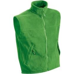 Photo of Men's fleece vest | James & Nicholson James & Nicholson