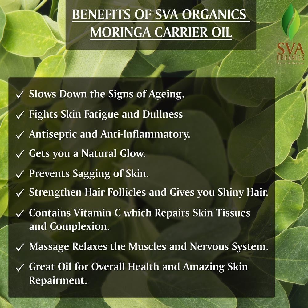 Moringa Essential Oil in 2020 Moringa benefits, Moringa