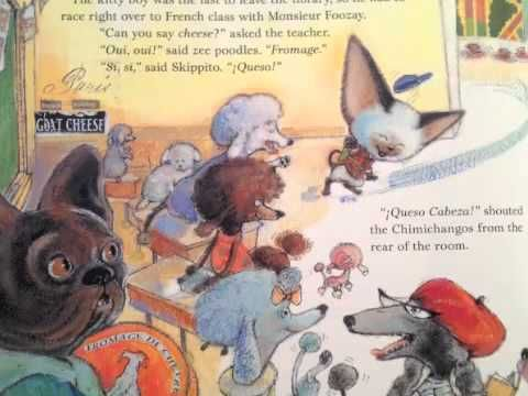 Skippyjon Jones Class Action Audio Books For Kids Preschool