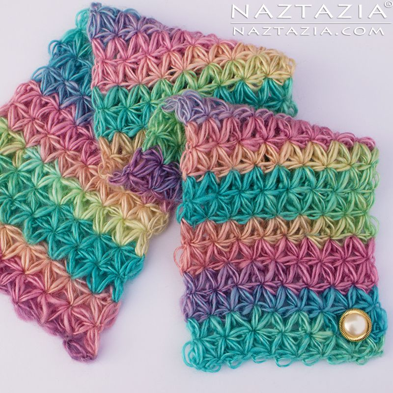 DIY Free Pattern and YouTube Video Tutorial Crochet Oh My Stars ...