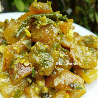 Resep Masakan Kikil Cabe Ijo Food Food Receipes Cooking