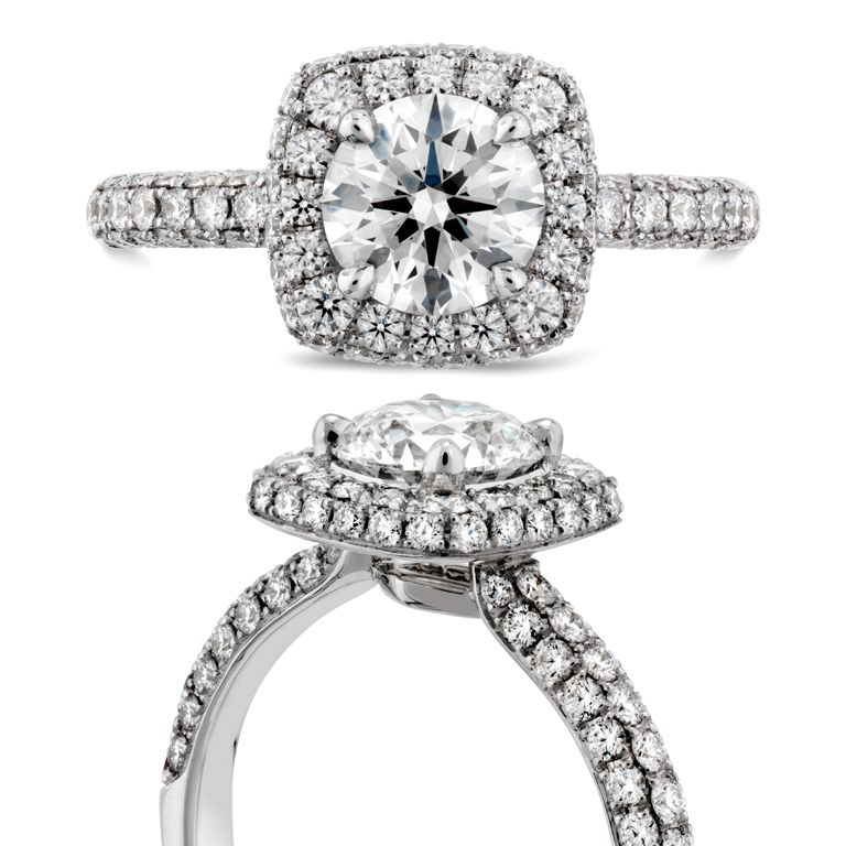 Shop for #EngagementRings, Wedding Bands, Fine #Jewelry & Watches. Authorized retailer of premium jewelry & #watch brands. Special financing and lifetime guarantee available.  http://www.benarijewelers.com/hearts-on-fire