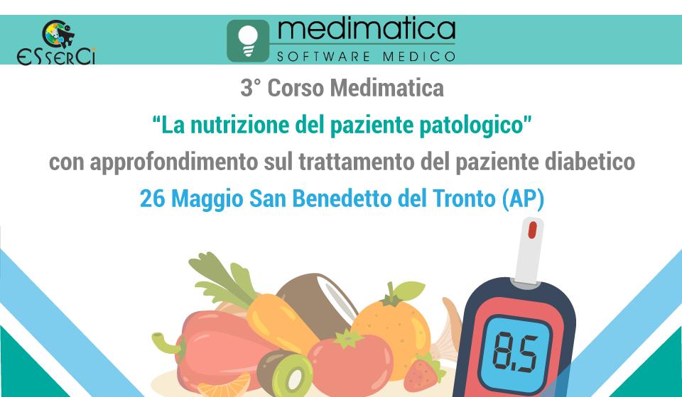 3° CORSO MEDIMATICA PER I PROFESSIONISTI DELLA NUTRIZIONE 11 ECM