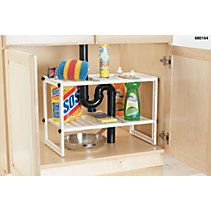 Under sink expandable shelf 23 nice for bathroom and kitchen under sink expandable shelf 23 nice for bathroom and kitchen workwithnaturefo