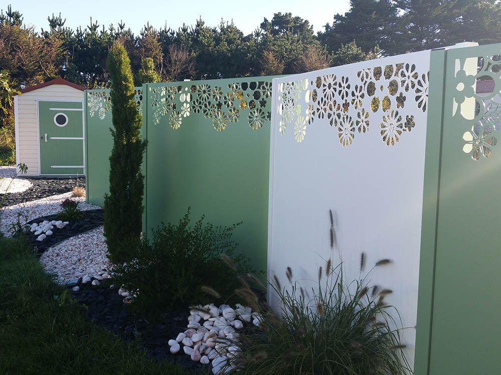 Panneaux d coratifs gamme nature ambellya ambiances metal pinterest panneaux d coratifs - Panneau decoratif jardin metal ...