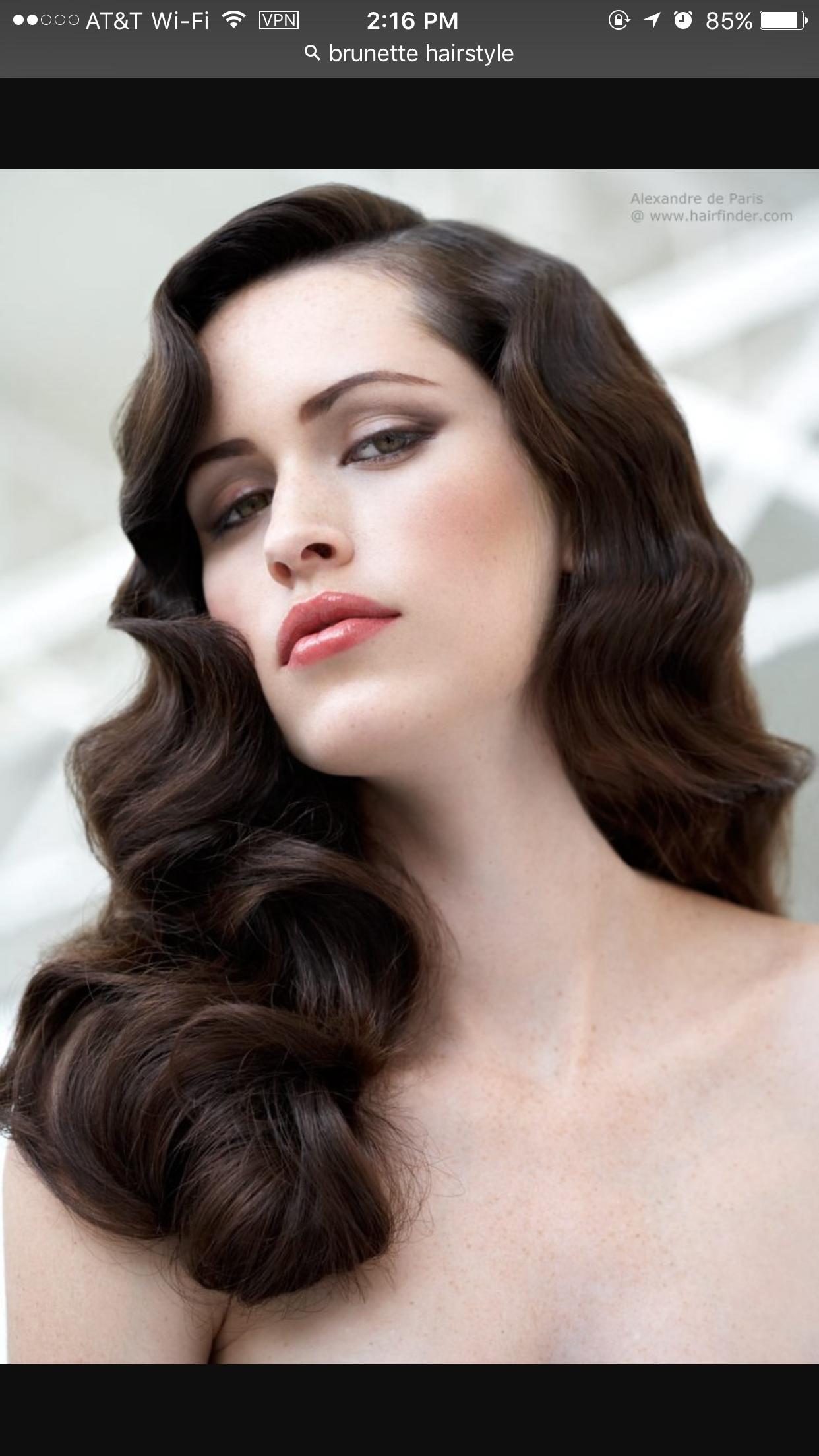 Pin By Ravyana Cartwright On Brunette Hair Styles Pinterest