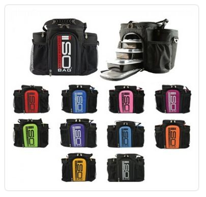 Isolator Meal Management Fitness Bags