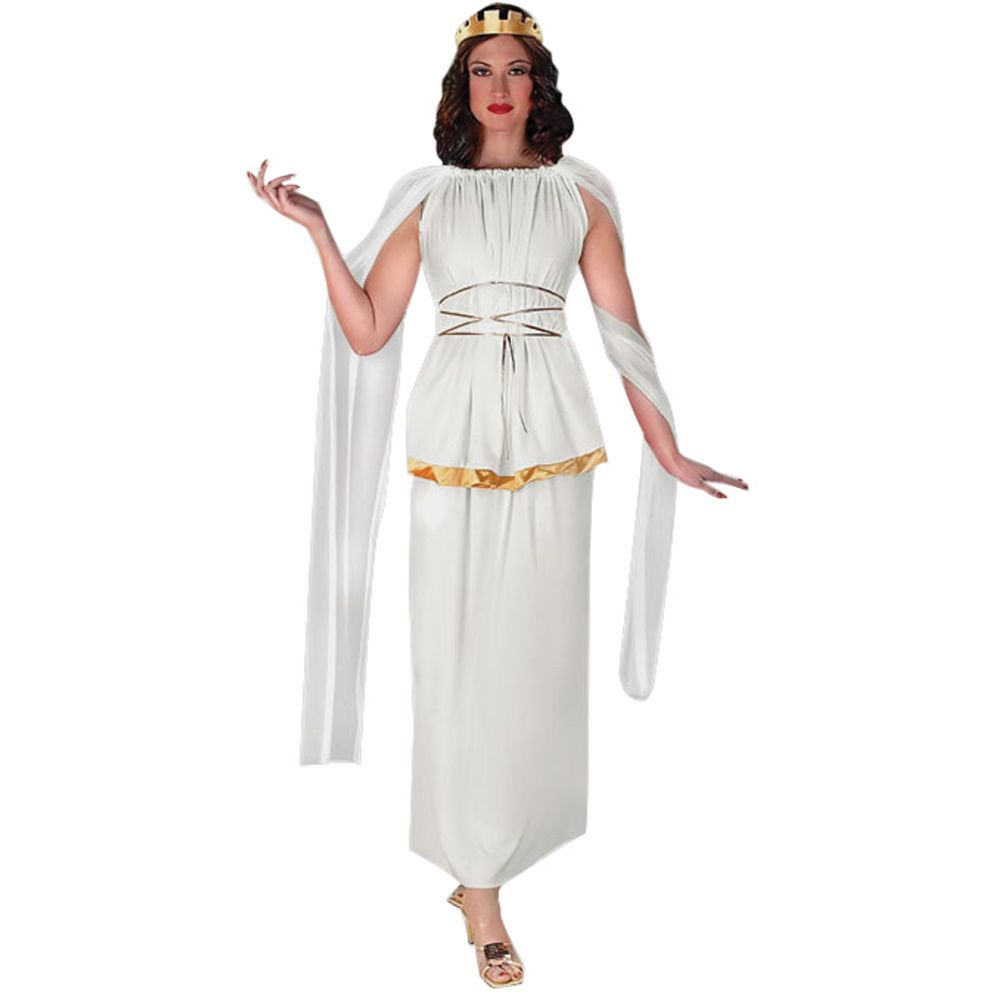Athenian Goddess Costume | greek goddess adult costumes ...