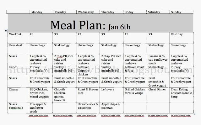 My Meal Plan~, clean eating, Weekly planning, healthy, #melissavbeck #wholebodyfitness, Fitness, recipes. www.melissavbeck.com