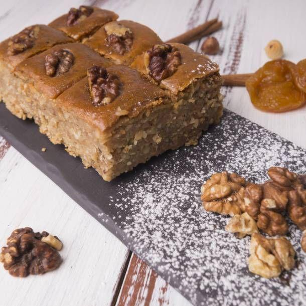 Gâteau aux noix Laurent Mariotte