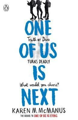 One Of Us Is Next Paperback Softback Karen M Mcmanus Good Books Best Books To Read Books To Read