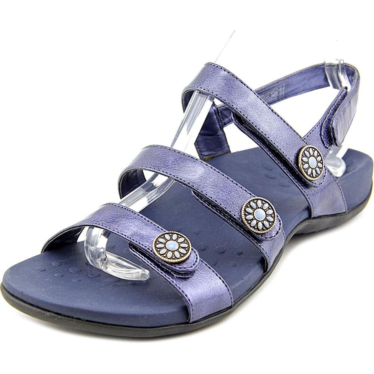 Vionic By Orthaheel Cathy Sandals, Denim ** You can find