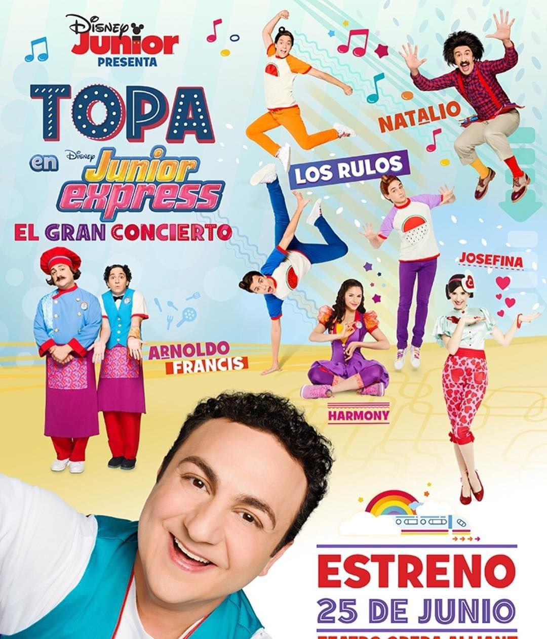 Amo Junior Express Expressions Junior Fiesta