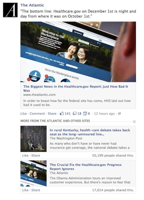 Facebook Mostrará Artículos Relevantes En Las Actualizaciones Juan Merodio Social Media Examiner Social Media Facebook News
