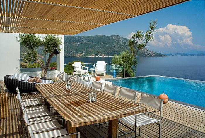 Villa Lefkada, Greece  A sister company of The Clear Creek Group, The Villa Book -  http://www.thevillabook.com