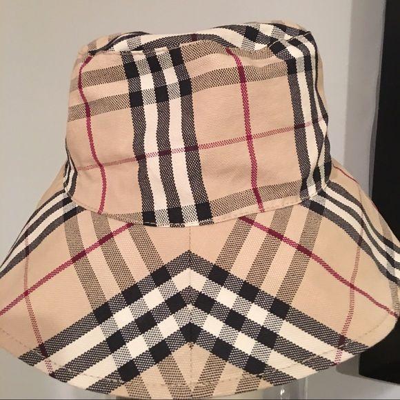Hat Burberry classic taut d6ce888d41e