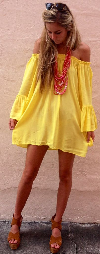 Def having my mom make me something like this Vestidos Pinterest